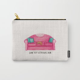 COME SIT Carry-All Pouch