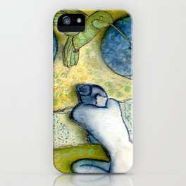 Perchance to Dream iPhone Case