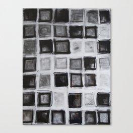 42 Squares Canvas Print