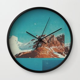 Fractions A39 Wall Clock