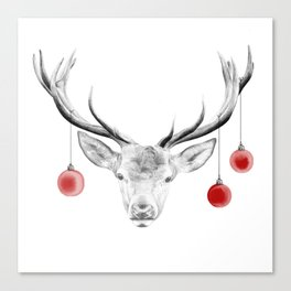 It's Christmas Time Canvas Print
