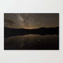 Perspective of Twilight Canvas Print