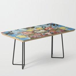 Amanita muscaria Coffee Table