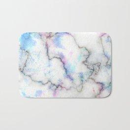 Blue Marble Bath Mat