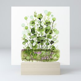 Floral Charm No.1I by Kathy Morton Stanion Mini Art Print