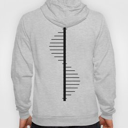 Spiral Staircase Silhouette Hoody