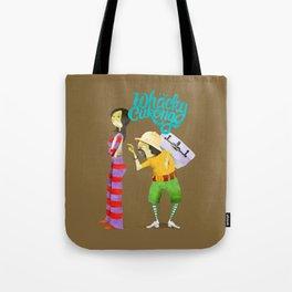 Whacky Cukong Tote Bag