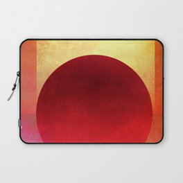Circle Composition XIII Laptop Sleeve