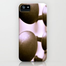 With Knobs On iPhone Case