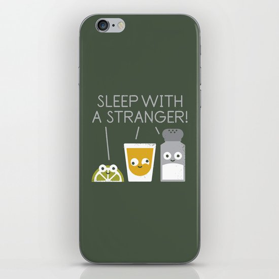 Sublimeinal Message iPhone & iPod Skin