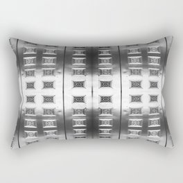 Courting Metal Rectangular Pillow