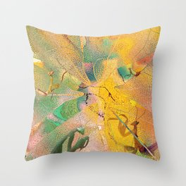 The Bringer Of Angels Throw Pillow