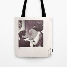 an occasional woman Tote Bag