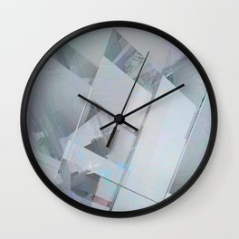 Orthographic ~ s2p1 Wall Clock