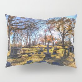 Sleepy Hollow Cemetery New York Pillow Sham