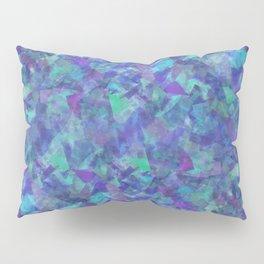 Iridescent Fragments Pillow Sham