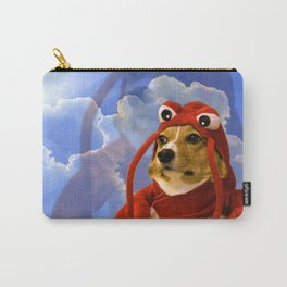 Lobster Corgi Carry-All Pouch