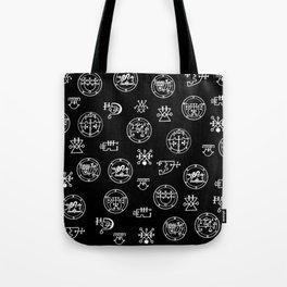GOETIA Tote Bag