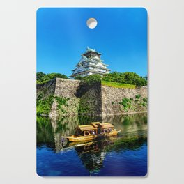 Osaka Castle Cutting Board