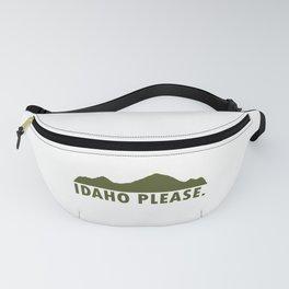 Idaho Please Fanny Pack