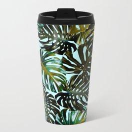 TROPICAL GARDEN XI Metal Travel Mug