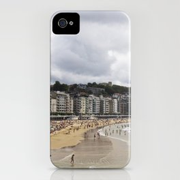 San Sebastian iPhone Case
