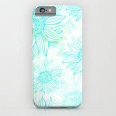 Flowery Slim Case iPhone 6s