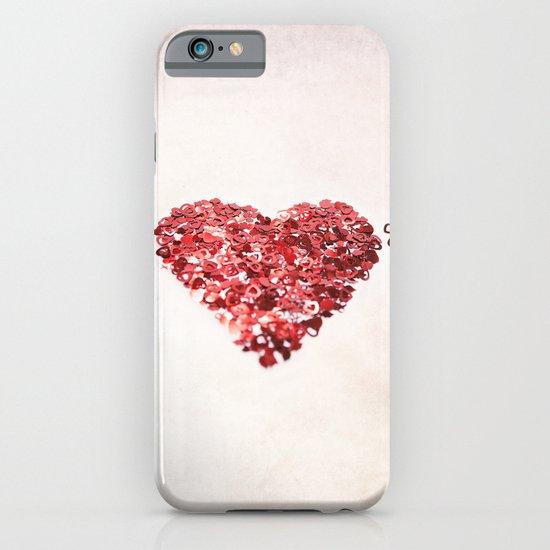My Confetti Heart iPhone & iPod Case