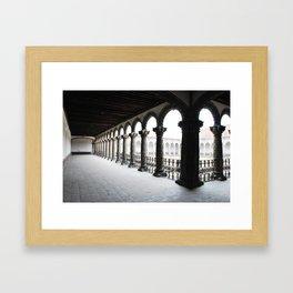 architecture 9 Framed Art Print