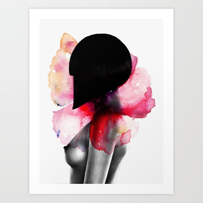 Discover the motif COME UNDONE by Andreas Lie as a print at TOPPOSTER