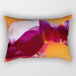 Ride the Heatwave Rectangular Pillow