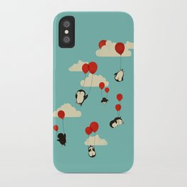 We Can Fly! iPhone Case