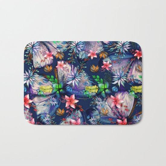 My Tropical Garden 11 Bath Mat