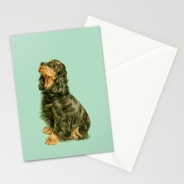 Spaniel Stationery Cards