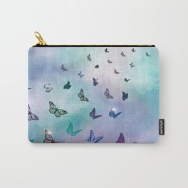 The Flight Of The Butterflies  Carry-All Pouch