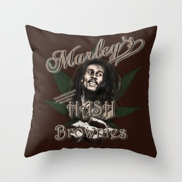 Marley's Throw Pillow