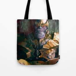 Thanos: Infinity Gauntlet  Tote Bag