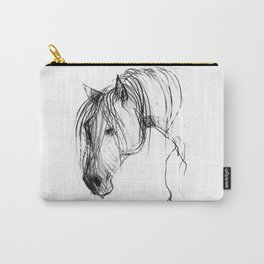 Old Horse Carry-All Pouch