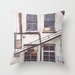 The Woodbine Throw Pillow