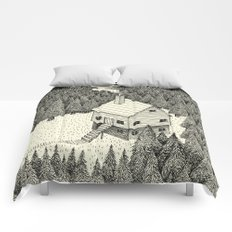 'The Middle Of Nowhere'  Comforters