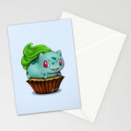 Bulba Cupcake Stationery Cards
