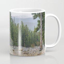 Path in the Rocky Mountains Coffee Mug