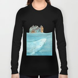 I'm here with you Long Sleeve T-shirt