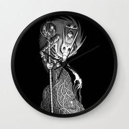 'The Wire King of Circle City' Wall Clock