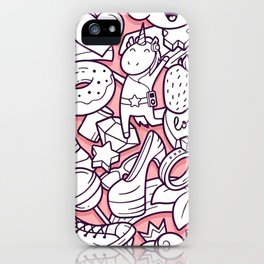 GIRL MUST-HAVE iPhone Case