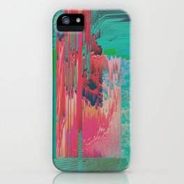 Geothermal iPhone Case