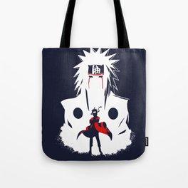 Naruto Shippuden Uchiha Clan Tote Bag
