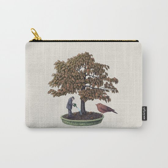 Enchanted Bonsai Carry-All Pouch