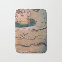 Sea cow Bath Mat