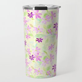 Clematis - Large scale Travel Mug
